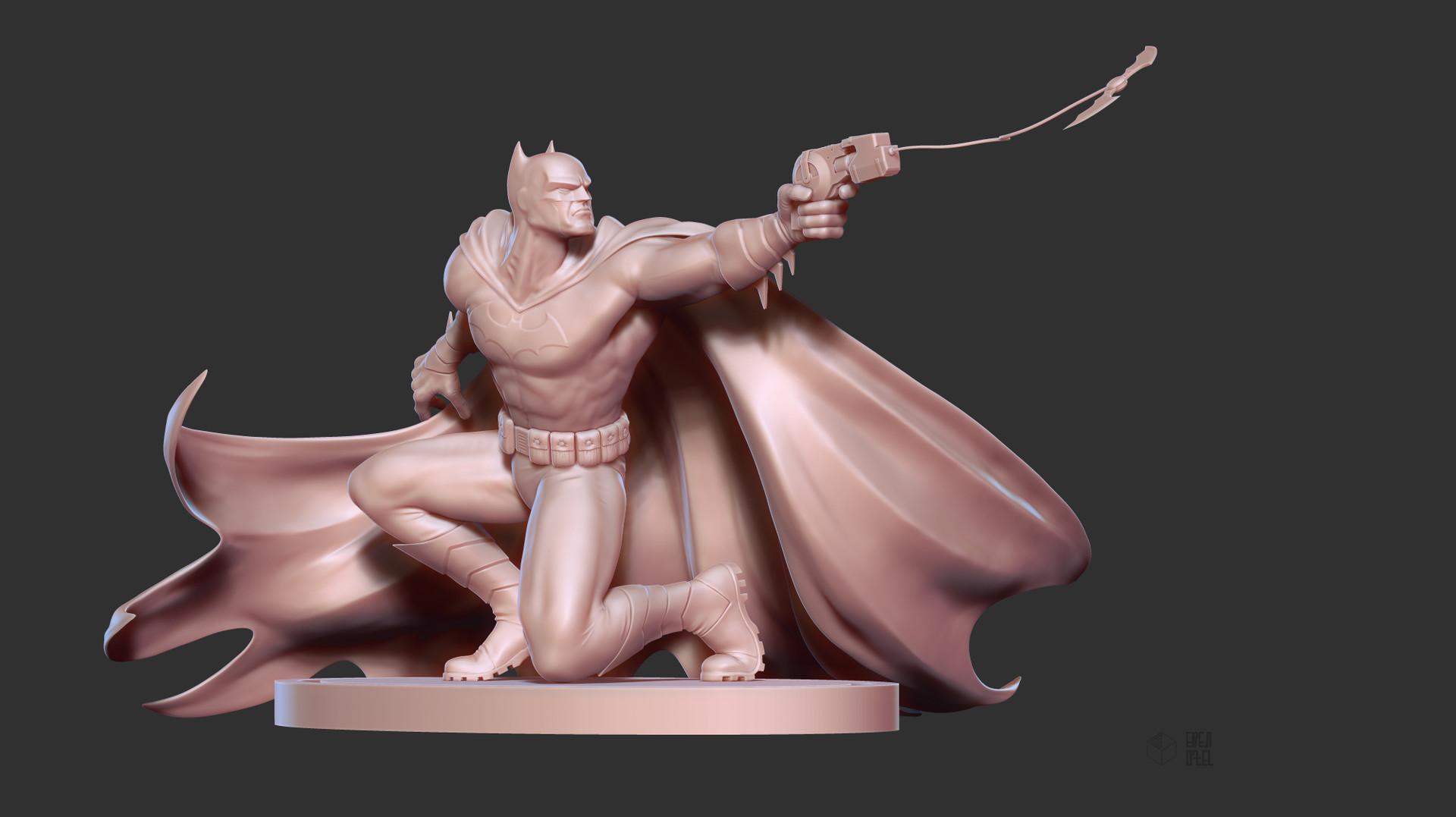 Eren ozel batman blackwhite 27 151007front