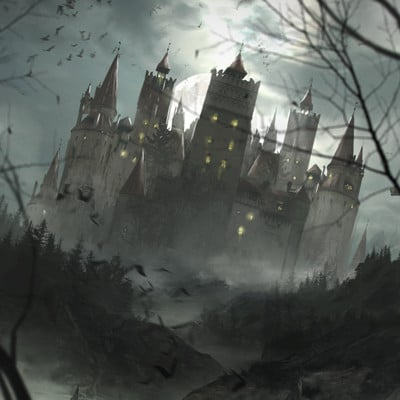 Irina kovalova ripp castle dracula2 irina kovalova