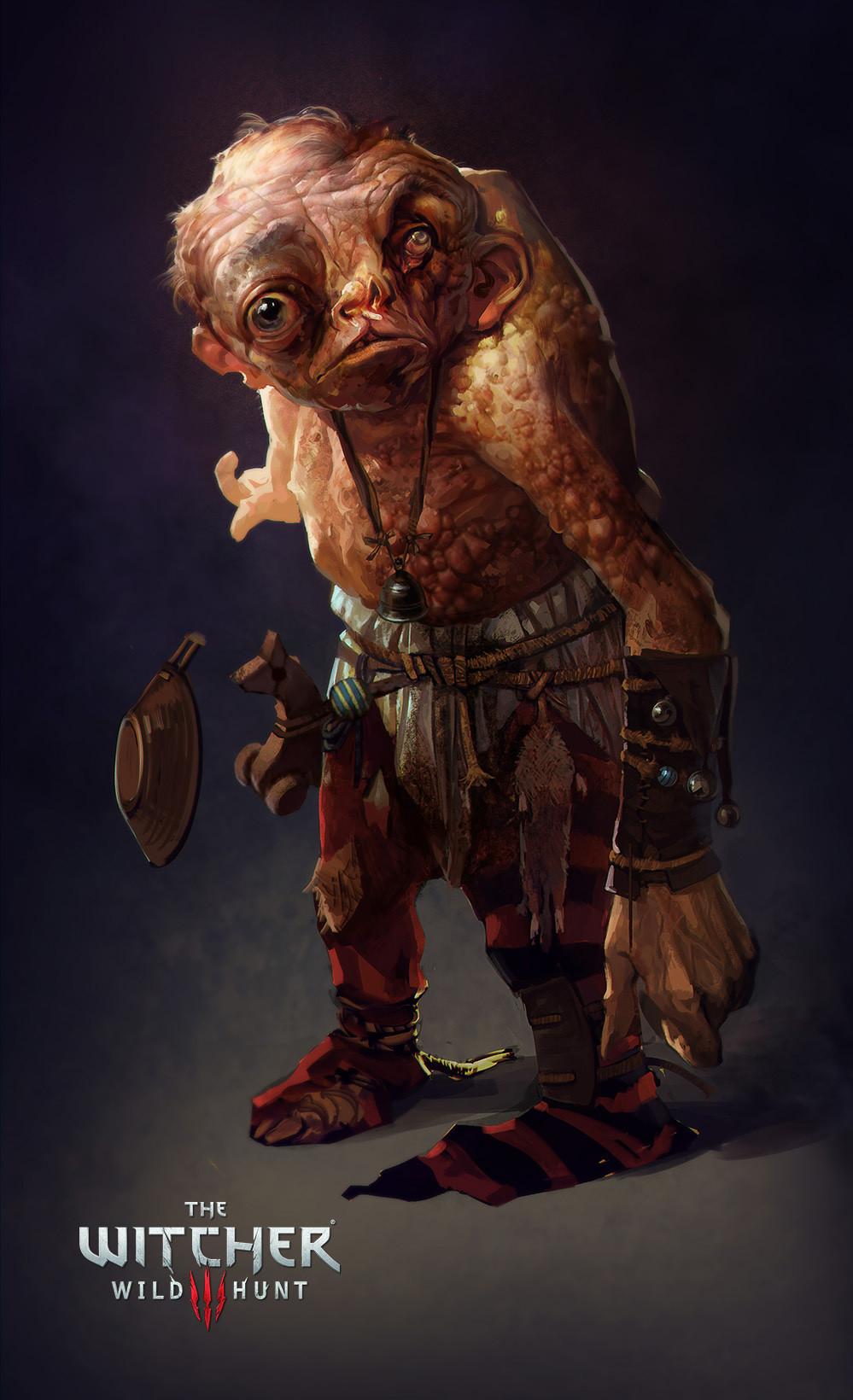 Uma - The Witcher 3 Wild Hunt