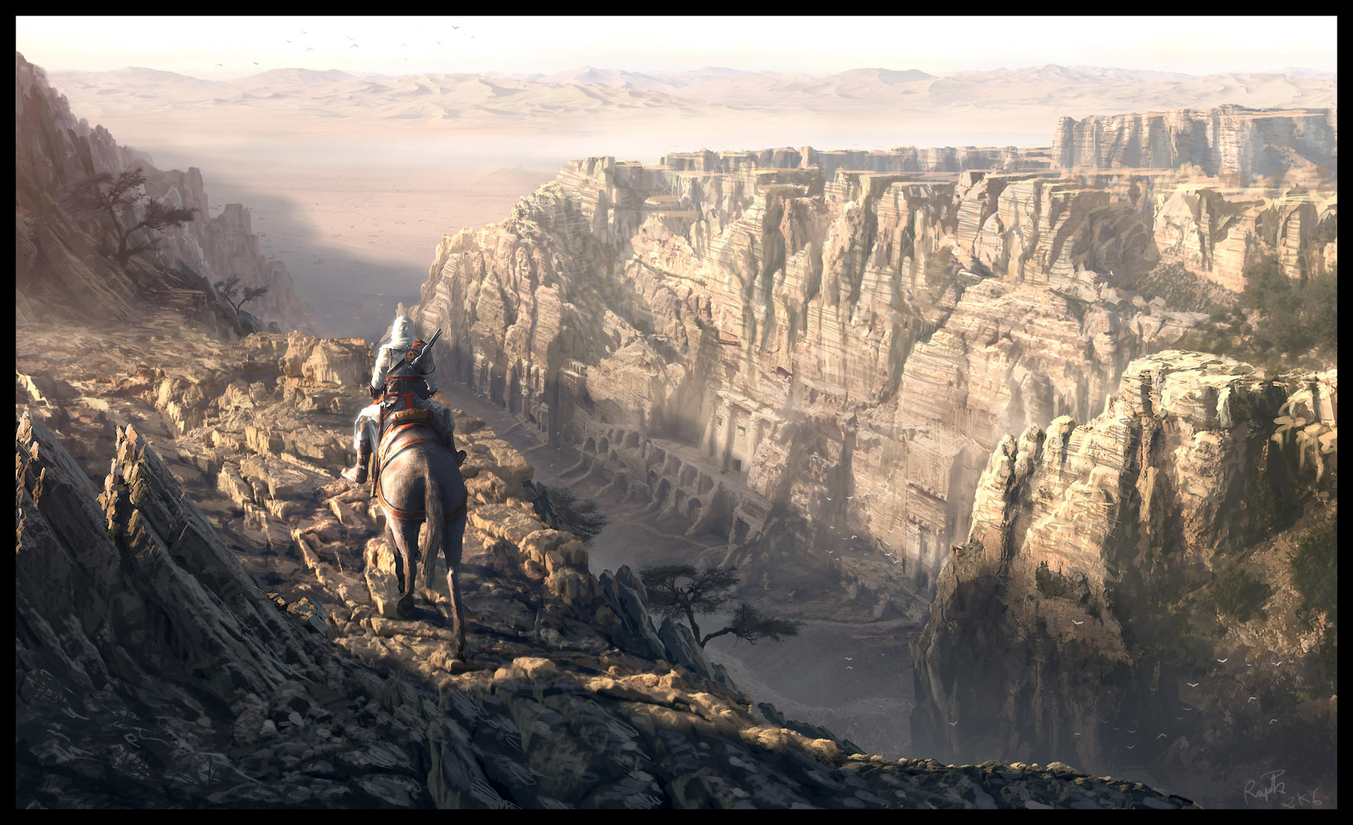 Raphael lacoste south kingdom ac1 rlacoste