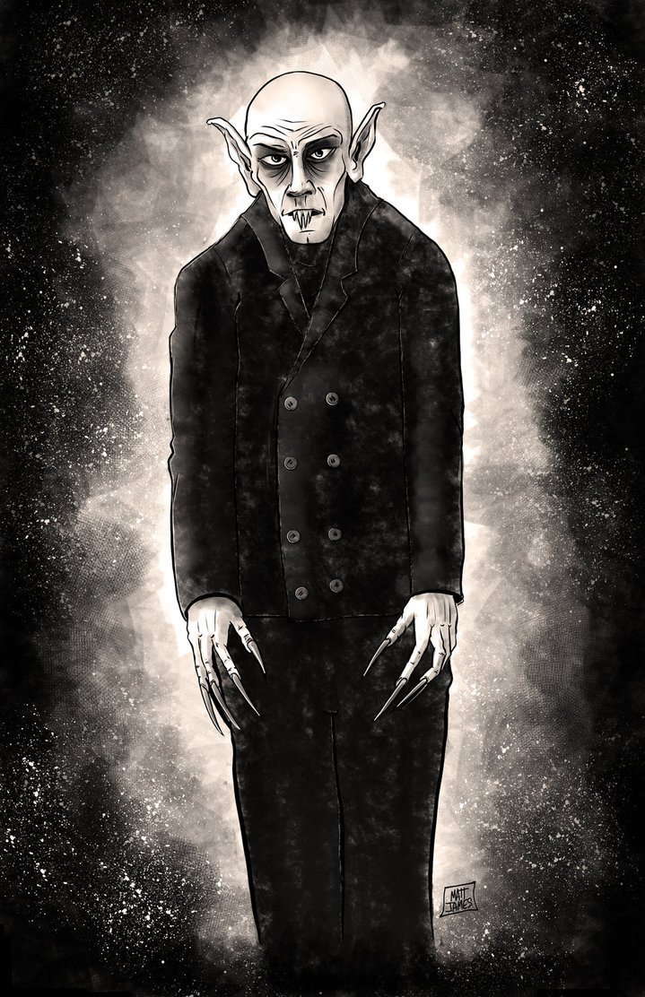 Matt james nosferatu by mattjamescomicarts d9d4i83