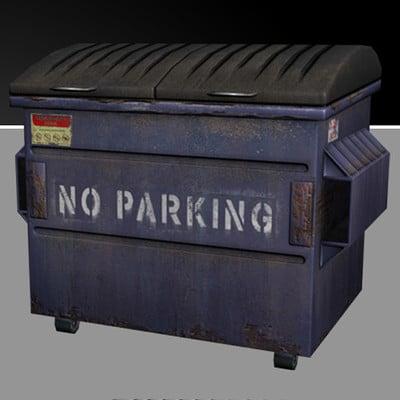 Alex chekalenko dumpster
