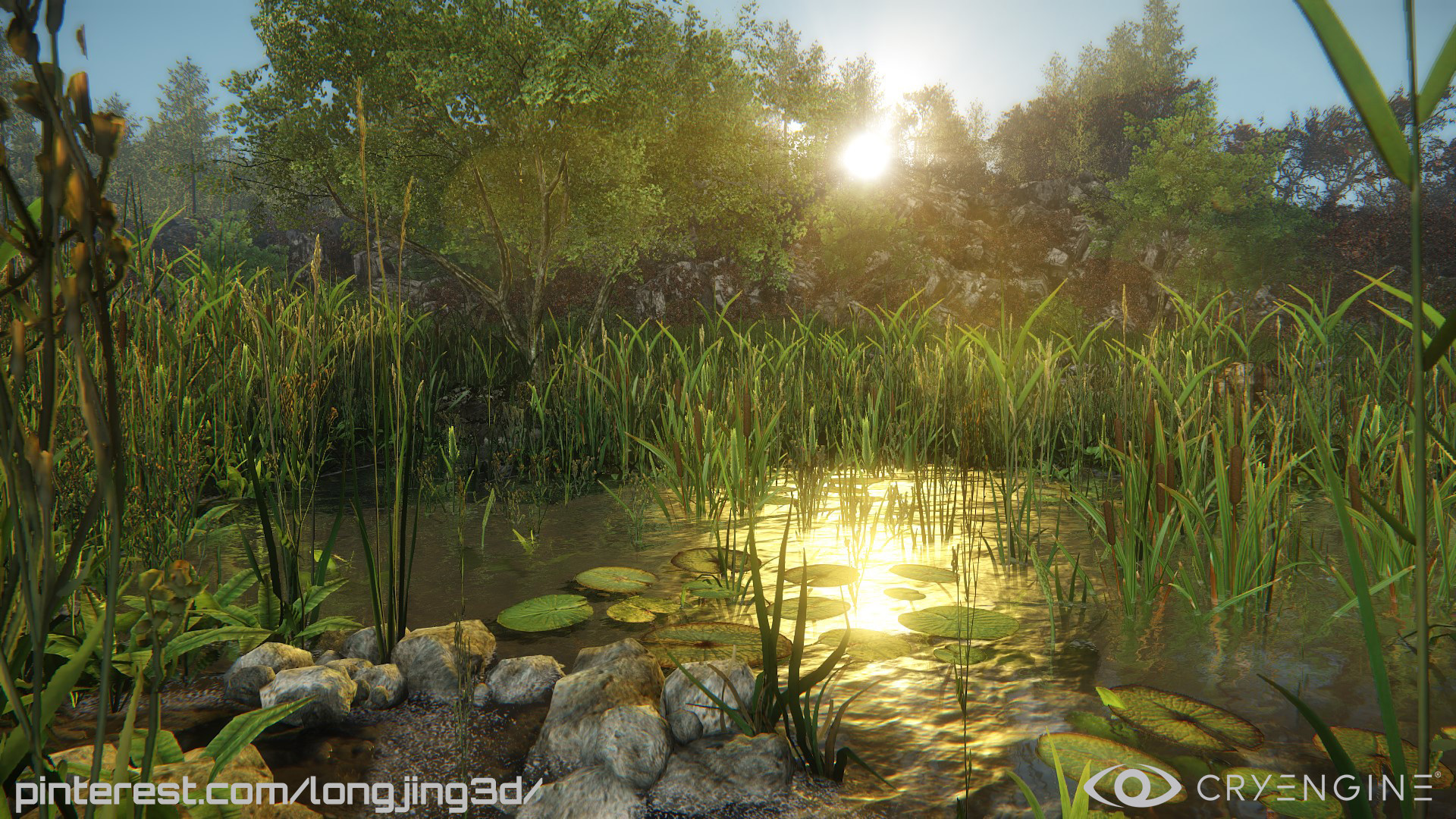 ArtStation - CryEngine - Level Design, Jindrich Slama