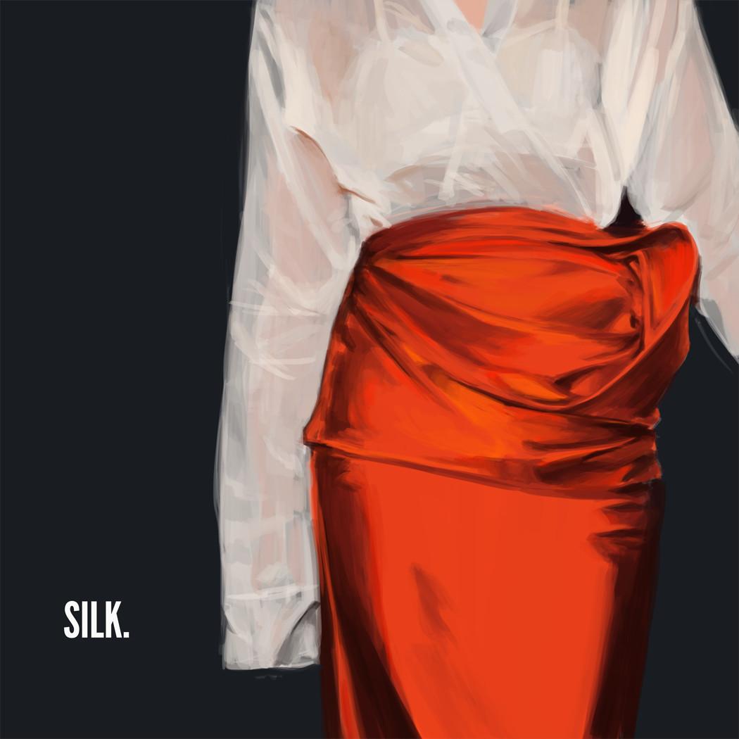 Rohan yang study 004 silk