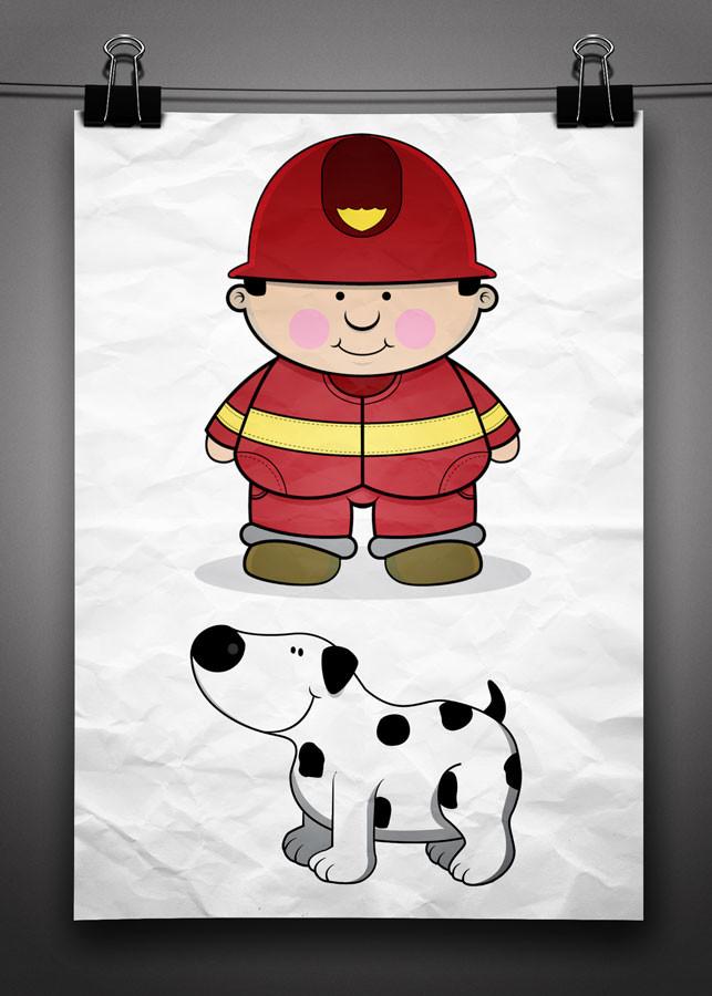 Marco baccioli flyer poster mockup 04