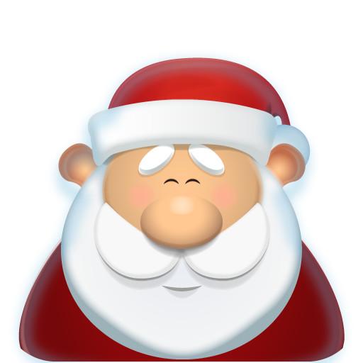 Marco baccioli santa catcher app icon 2 52