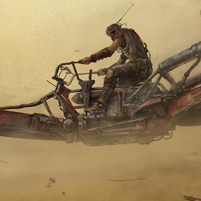 Sergey vasnev hoverbike2