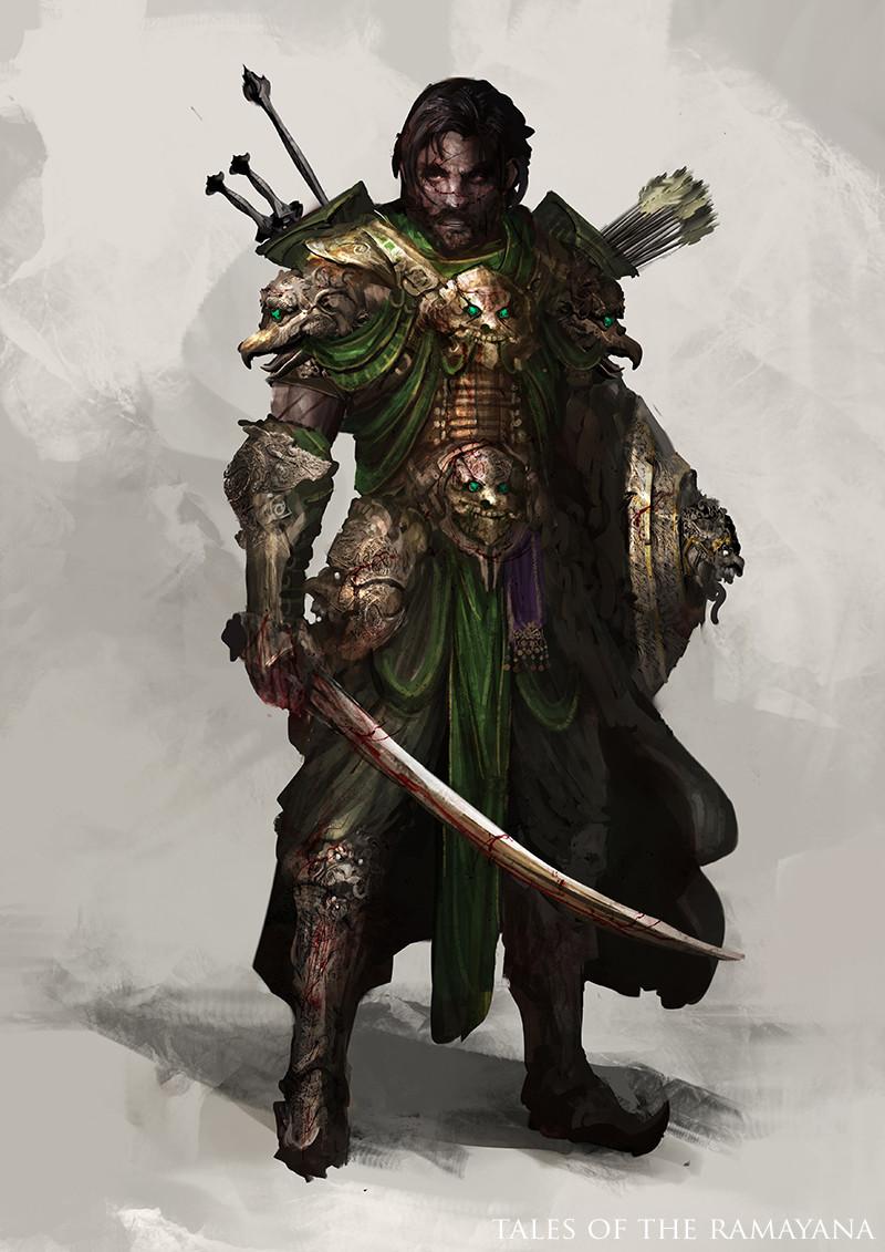 Daniel kamarudin tor warrior