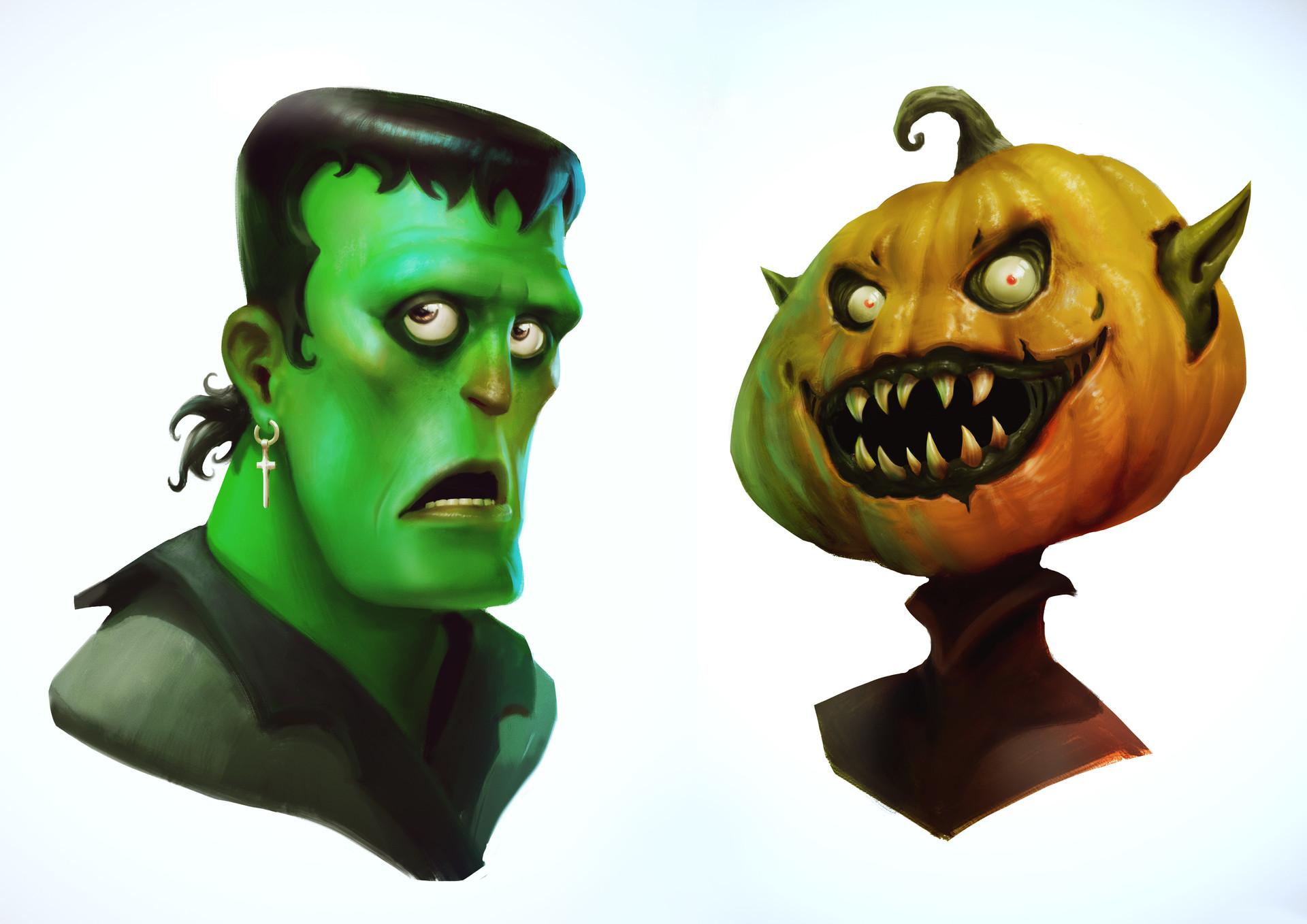 Miroslav petrov franky pumpkin troll