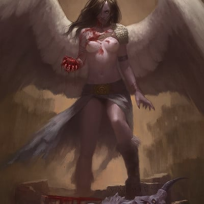 Mario vazquez archangel 720