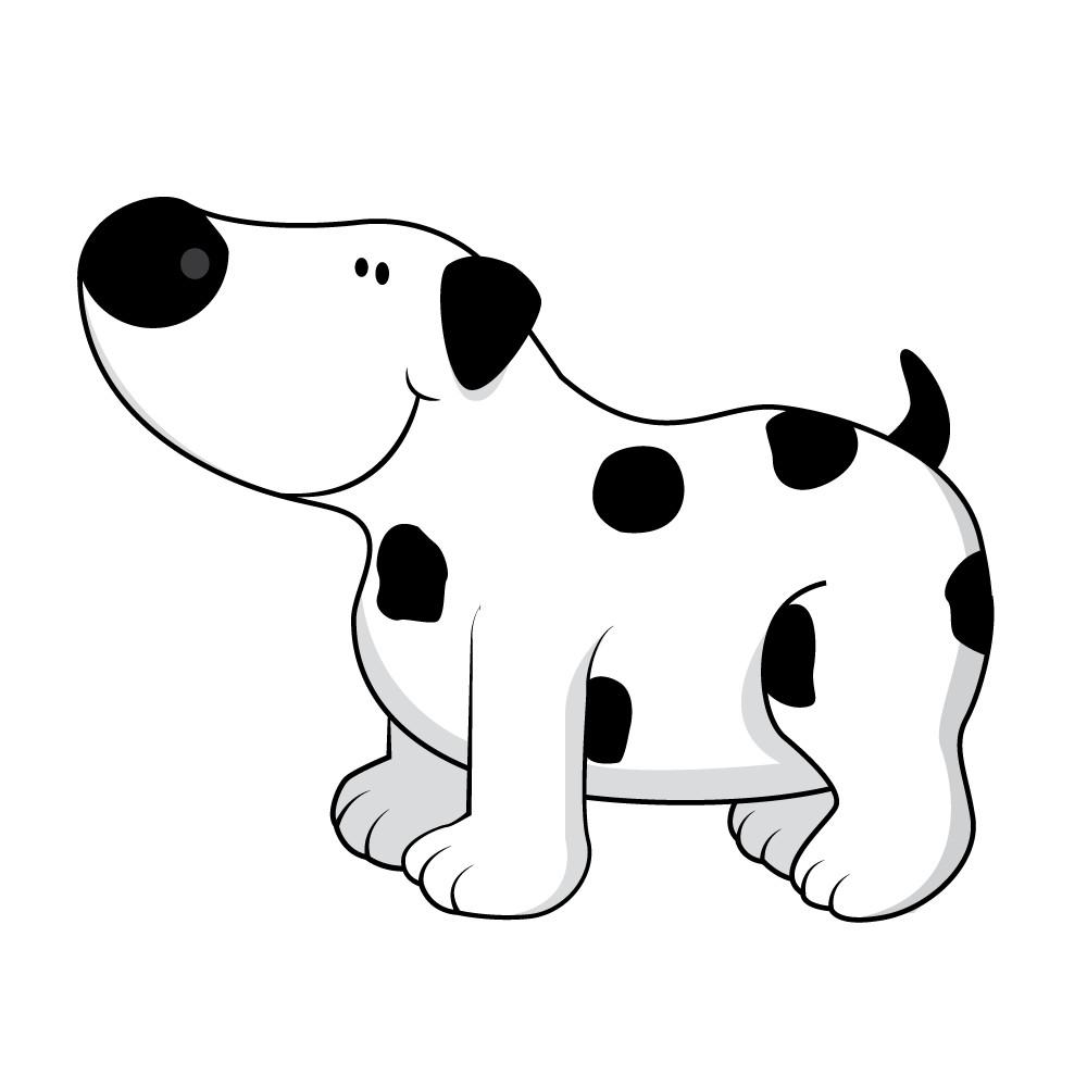 Marco baccioli dalmation dog