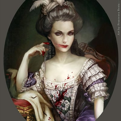 Francesca resta vampires in versailles web