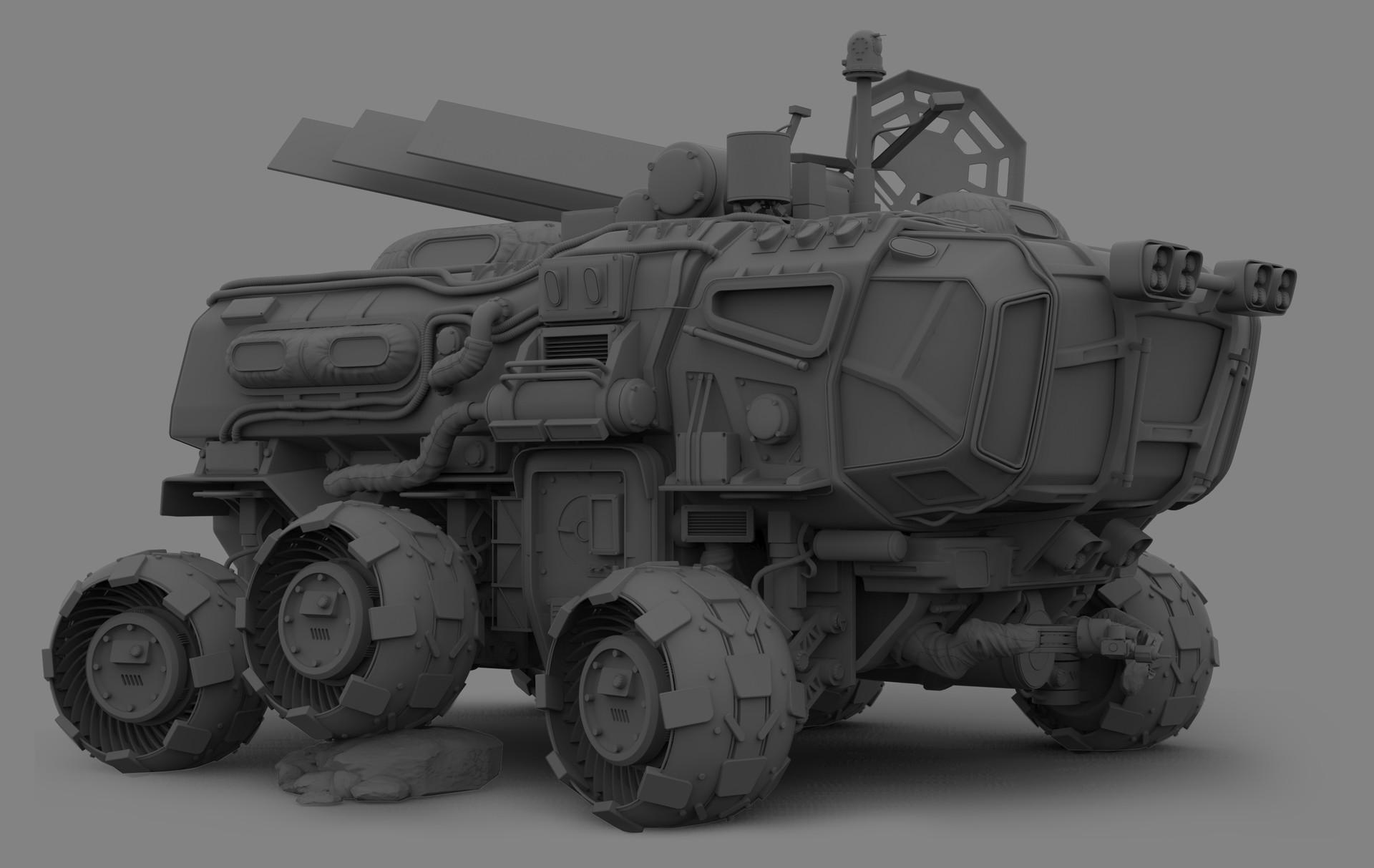 Igor sobolevsky rover white