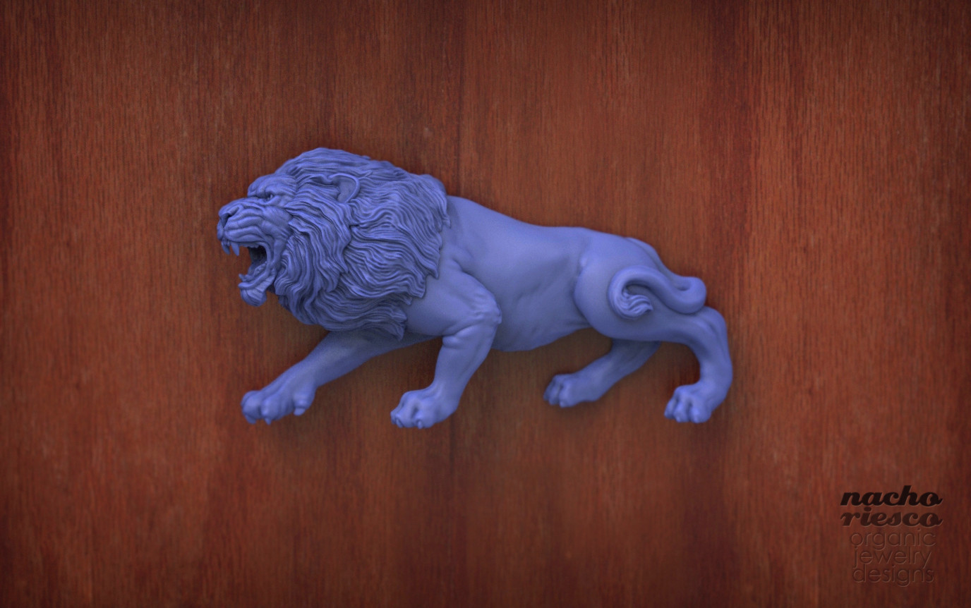 Nacho riesco gostanza render leon 2b