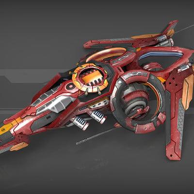 Igor puskaric drone v2 redmanga