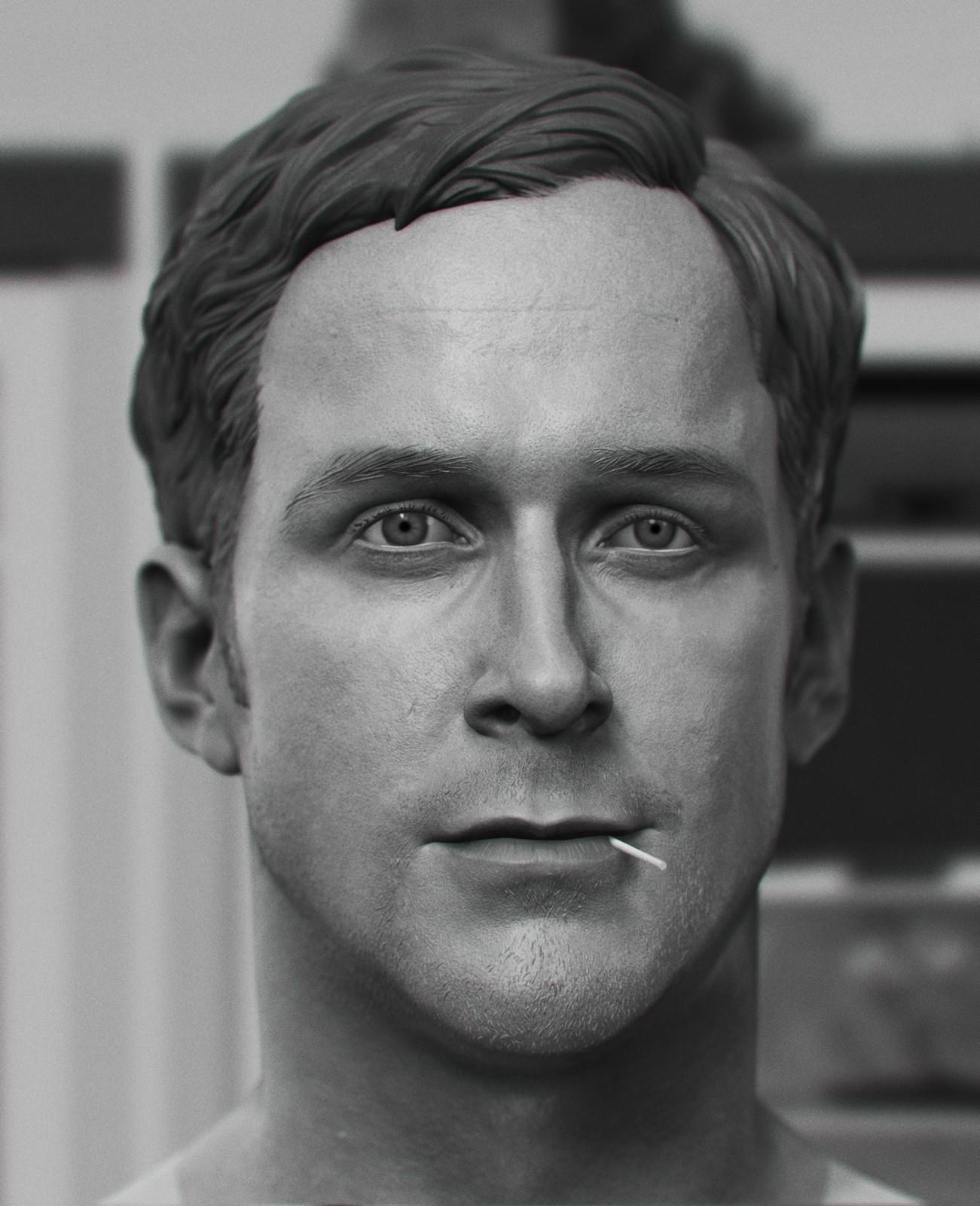 Ryan Gosling (Drive)