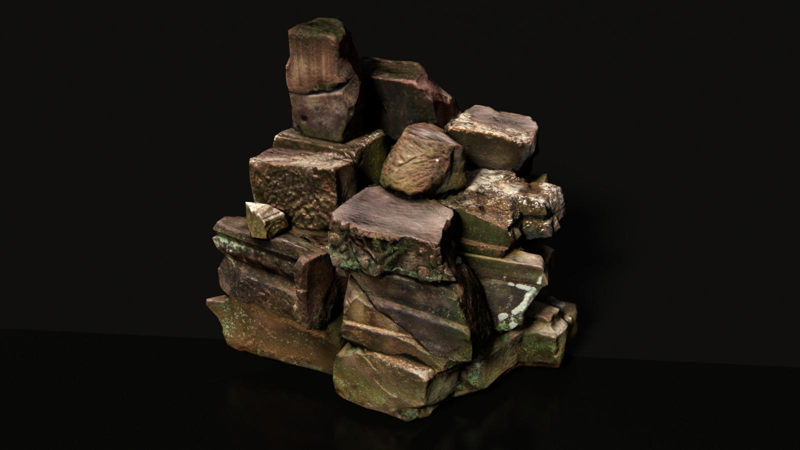 Stonepile #1