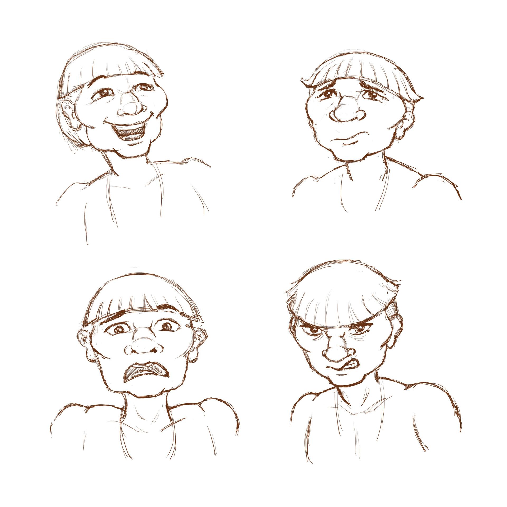 Patricia vasquez de velasco expresiones rostro cacique