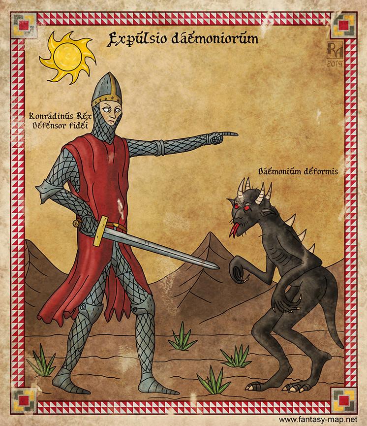 Robert altbauer king and demon