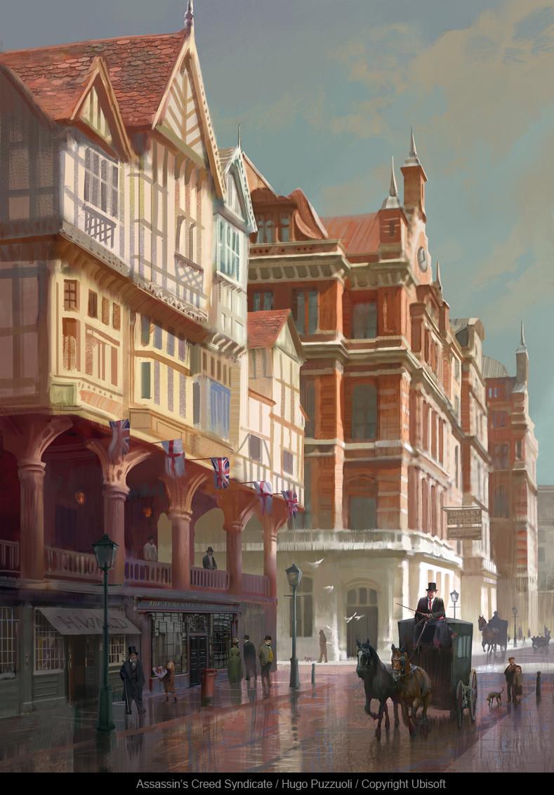 Hugo puzzuoli london rich street hpuzzuoli