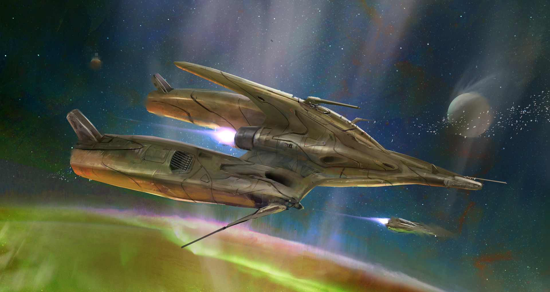 Chen liang spaceship b 05