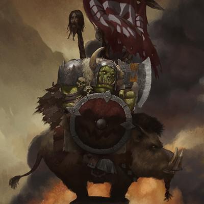 Mario vazquez orc warlord 720