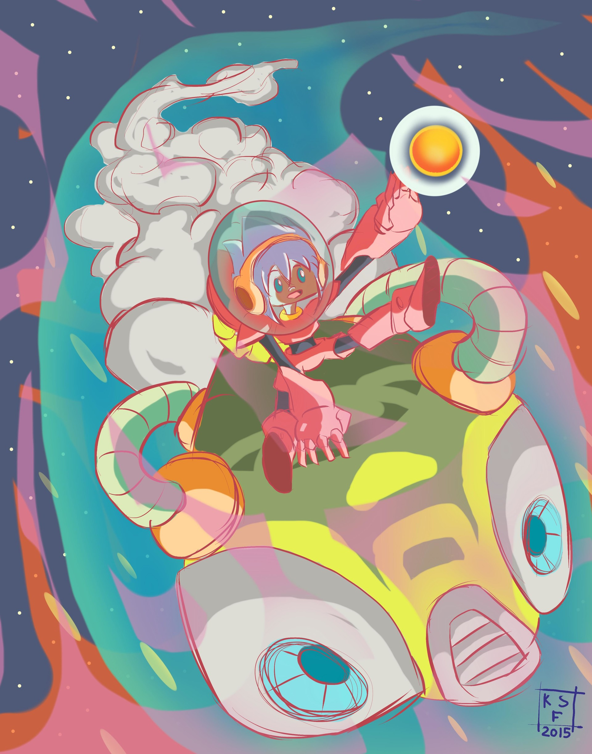 Space Ranger Adventure 2