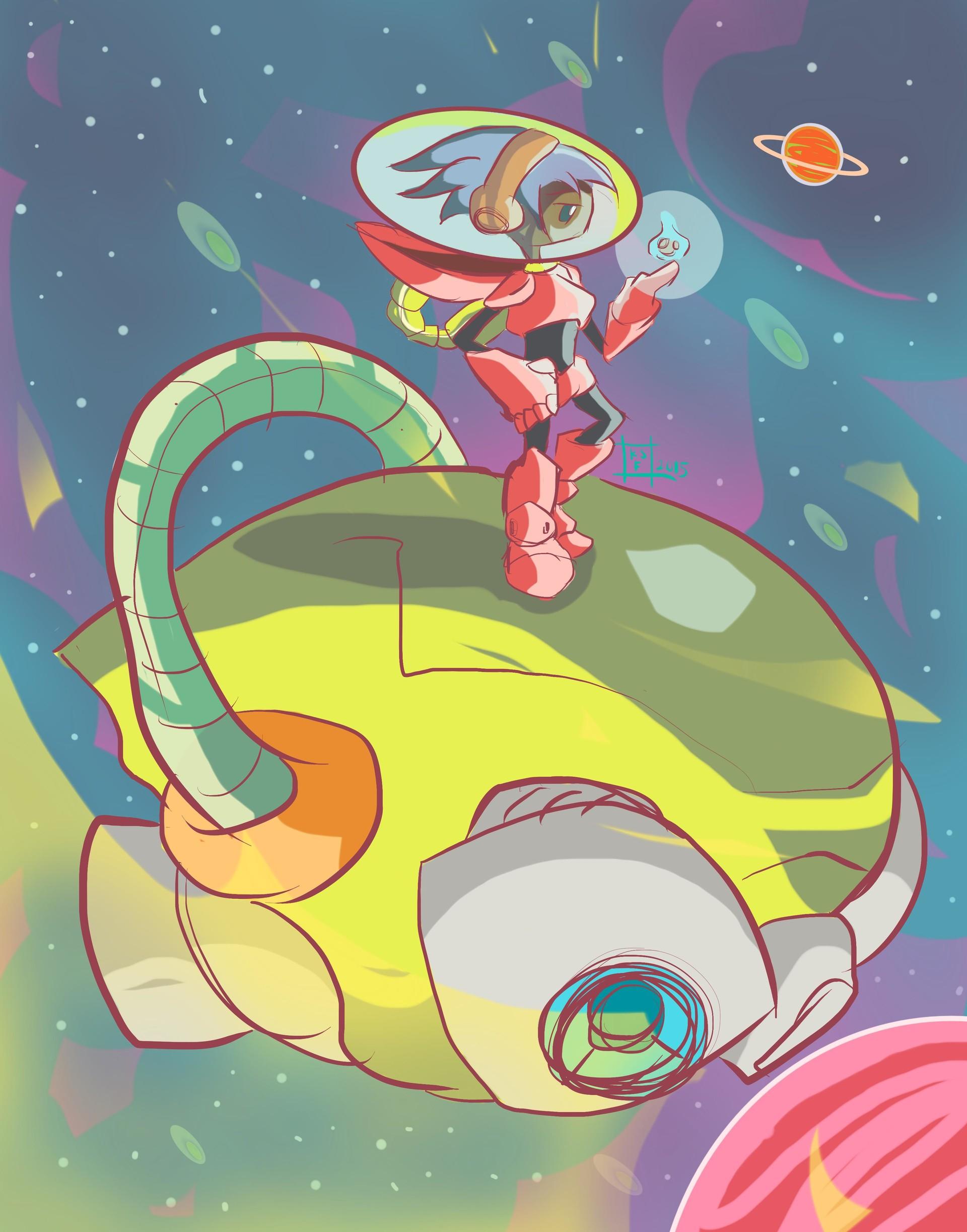Space Ranger Adventure 1