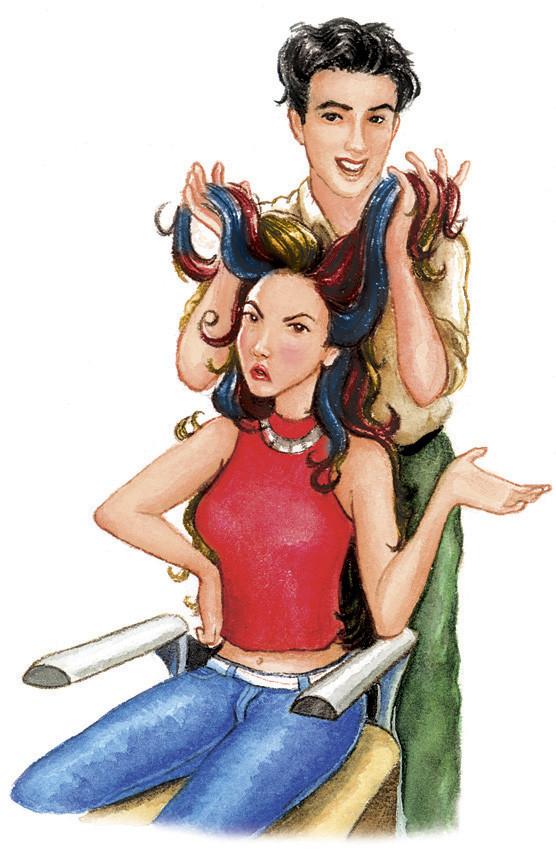 Patricia vasquez de velasco peinado