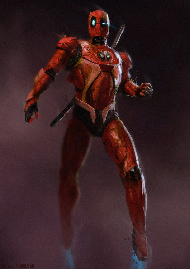 Adnan ali ironpool