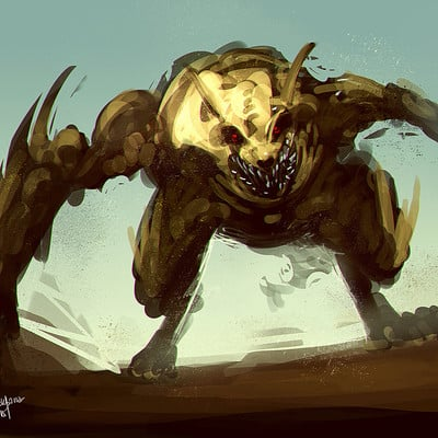 Benedick bana monsters2 final lores