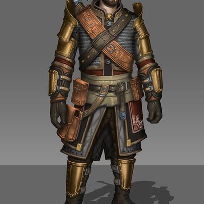 Travis lacey warrior fantasy concept art design travis lacey