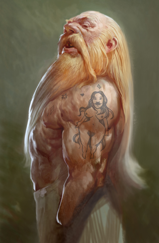 Bartlomiej gawel dwarf