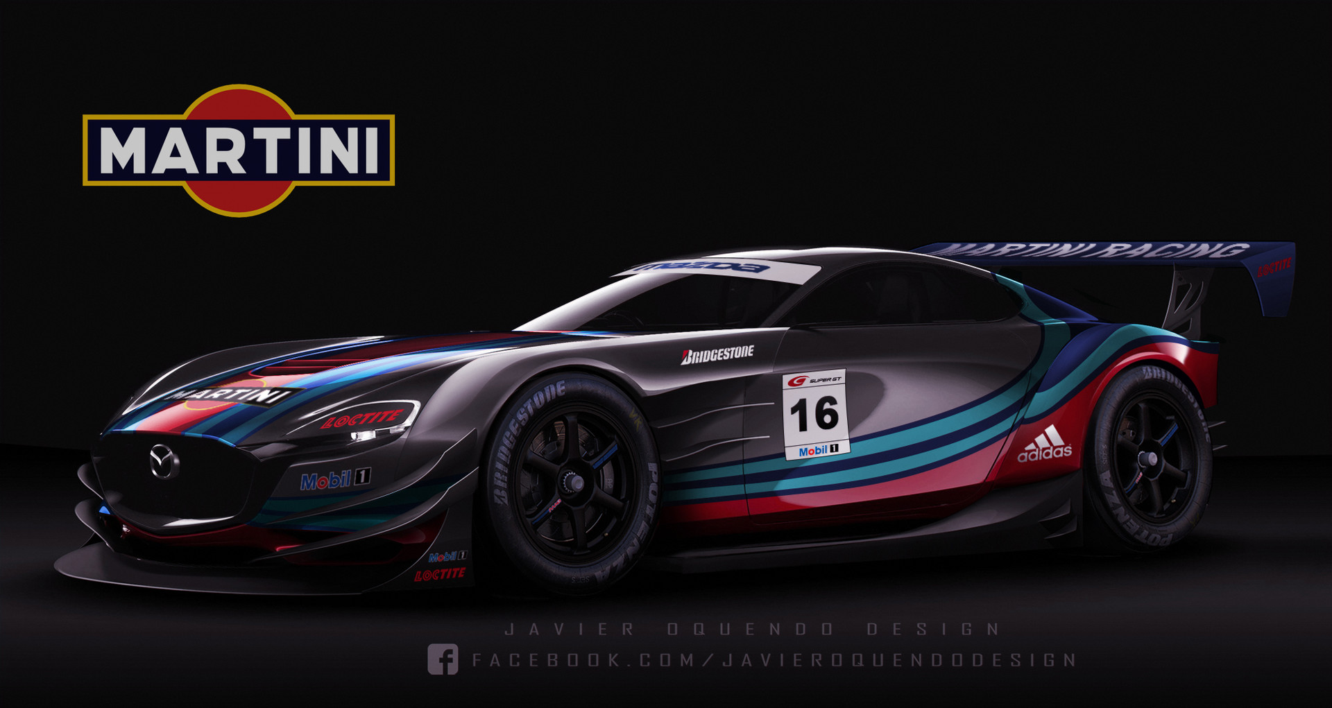 Martini Racing Livery