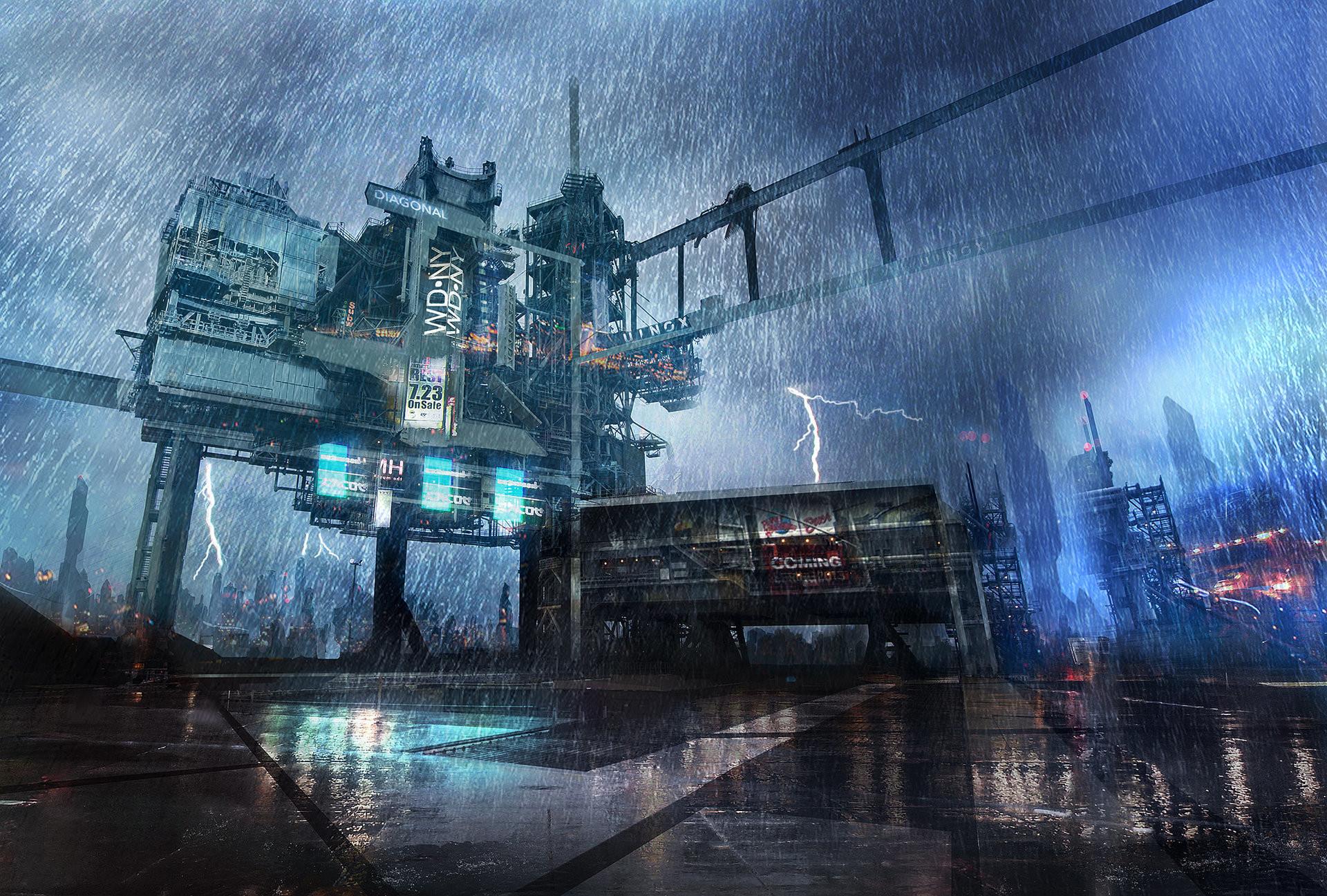 Oleg danilenko oleg danilenko rainy day