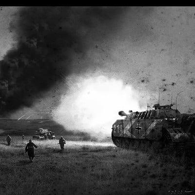 Mack sztaba german wwii super heavy prototype tank