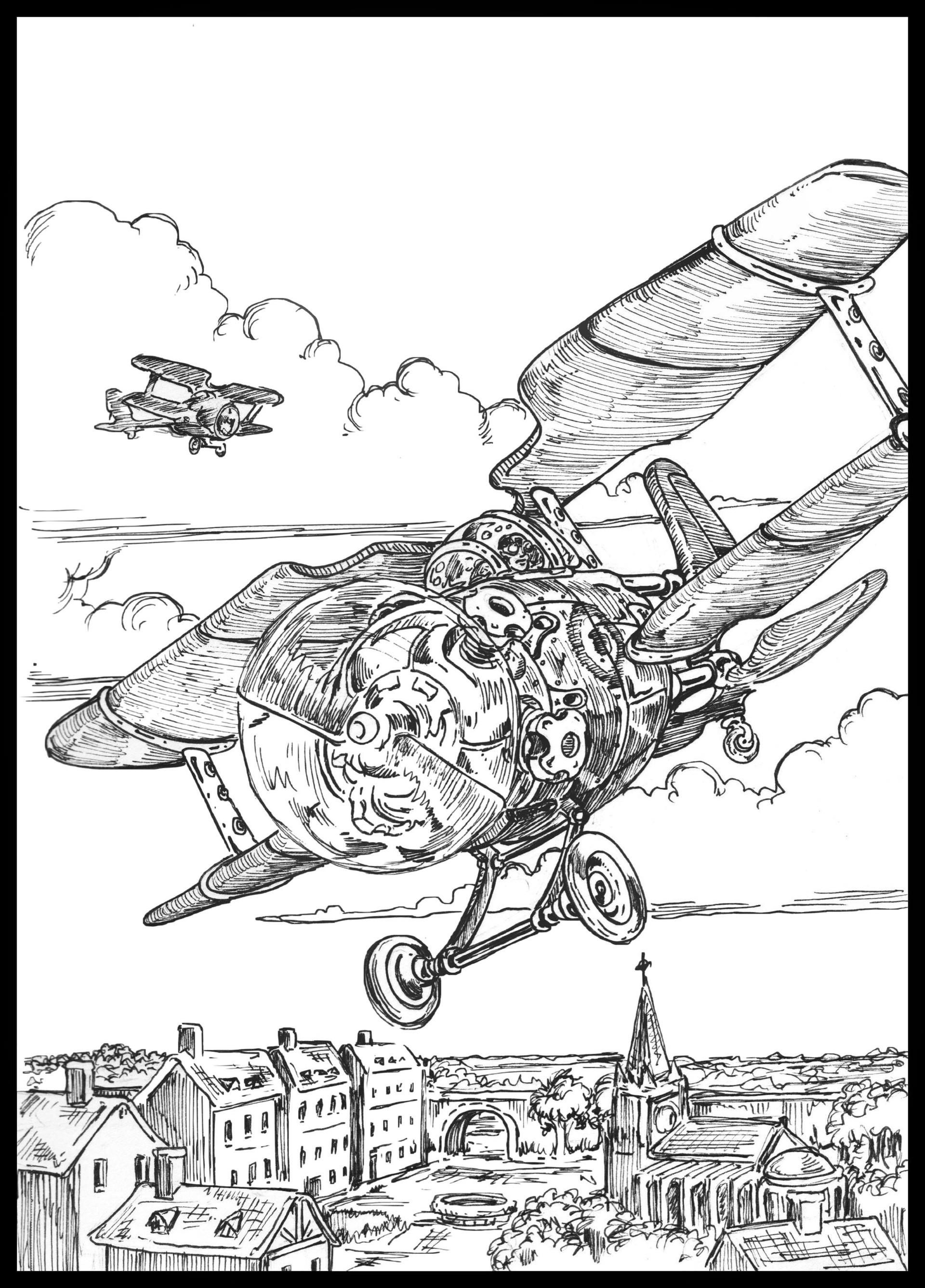 Vincent bryant air patrol