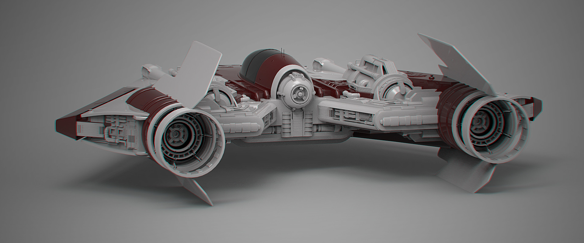 Andrew Hodgson - A-Wing Redesign