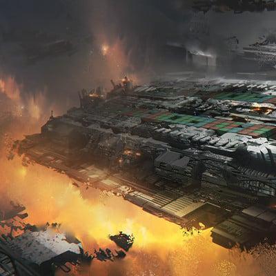 Leon tukker broken freighter