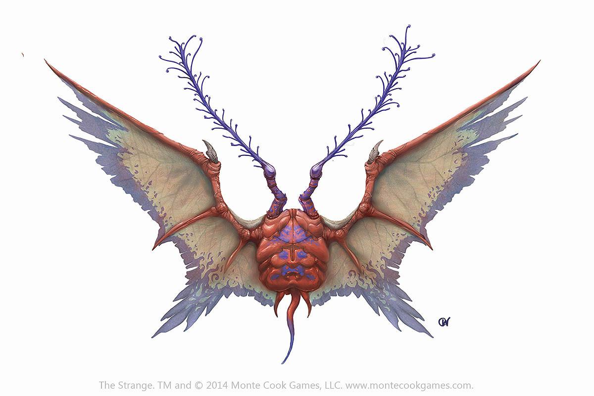 Strange Monster