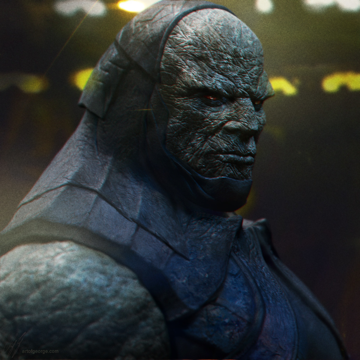 Darkseid Portrait