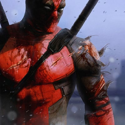 Adnan ali deadpool