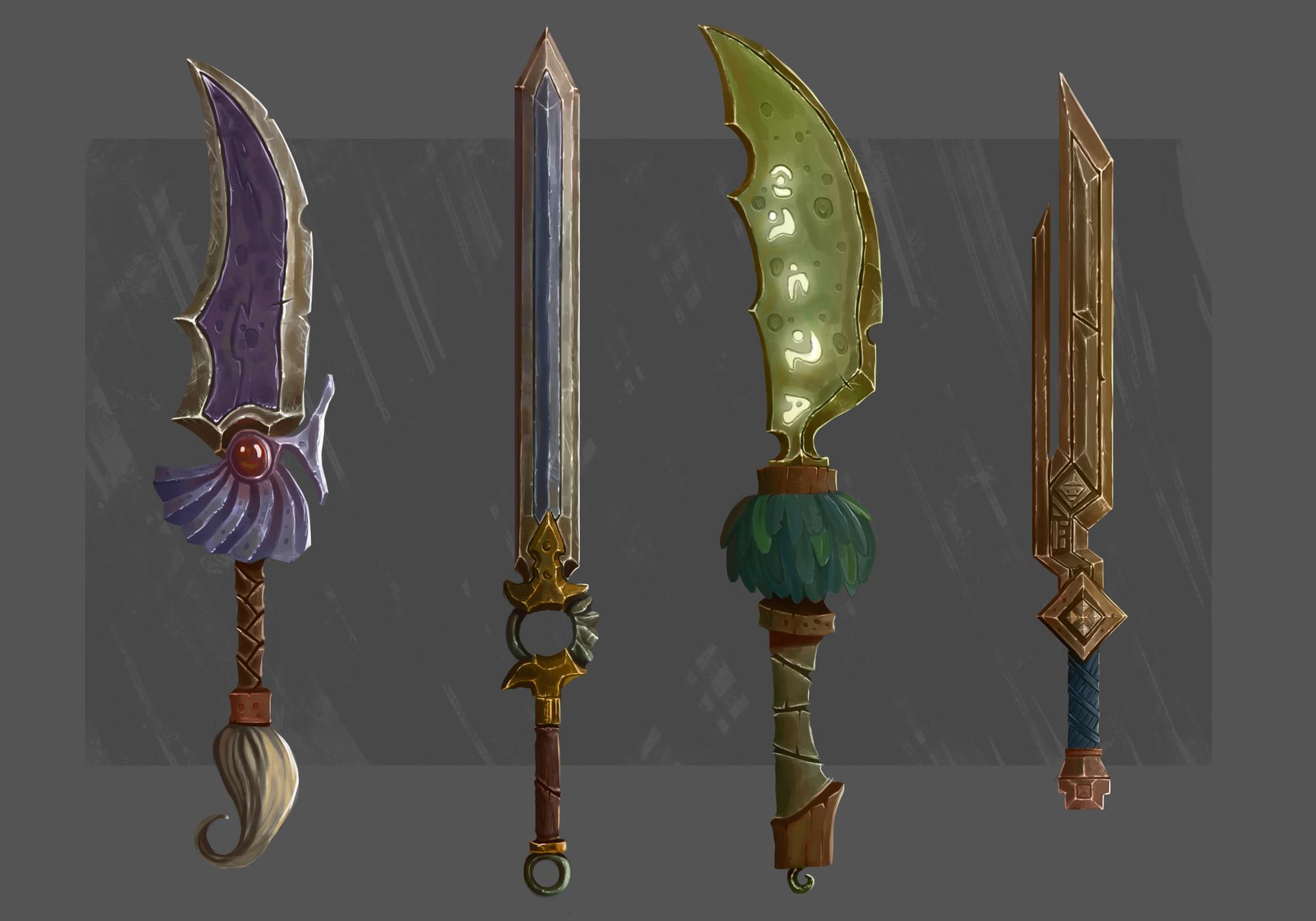 Juanda rico swords