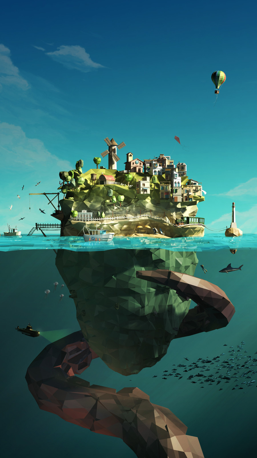 DEAILAND - THE ISLAND