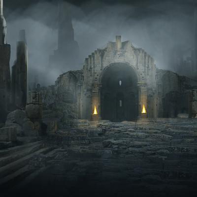 Nicolas zuriaga concept ruins1
