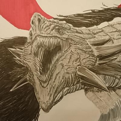 Konrad langa dragon head