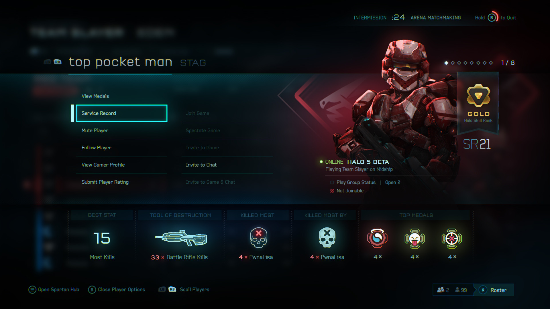 ArtStation - Halo 5: Guardian Beta Menu Concepts, Jeff Christy
