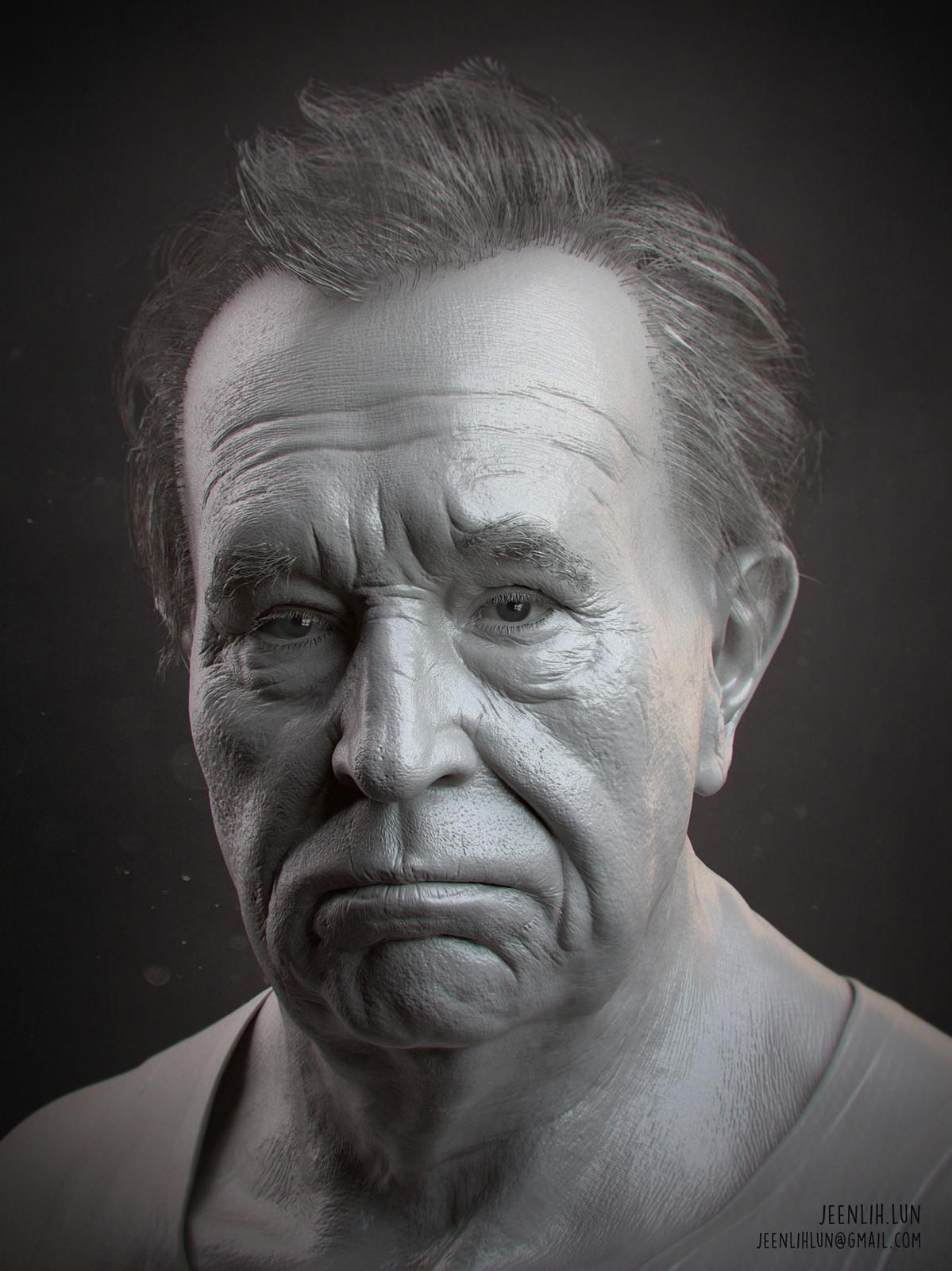 Mr Sad