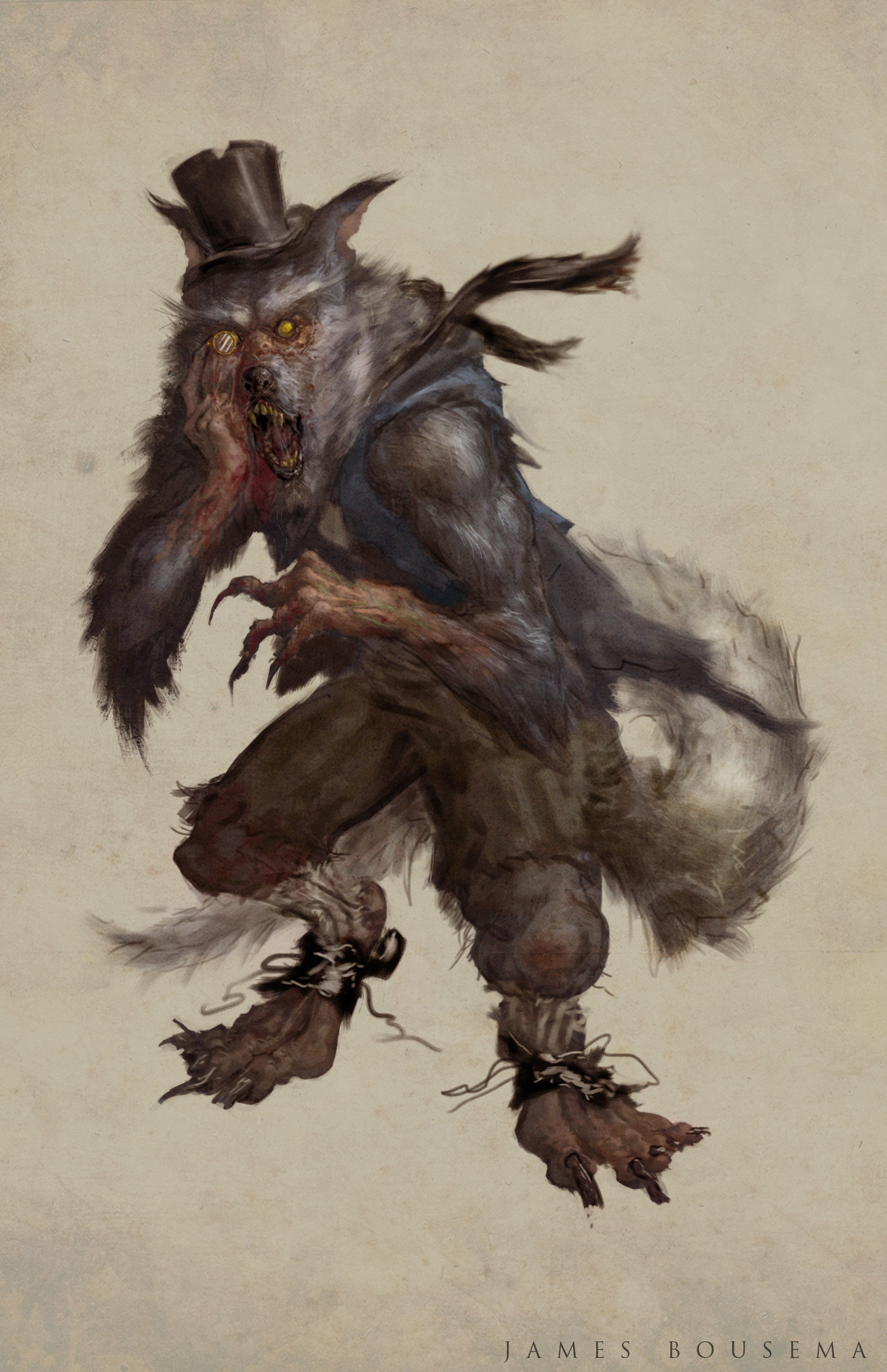 James bousema werewolf