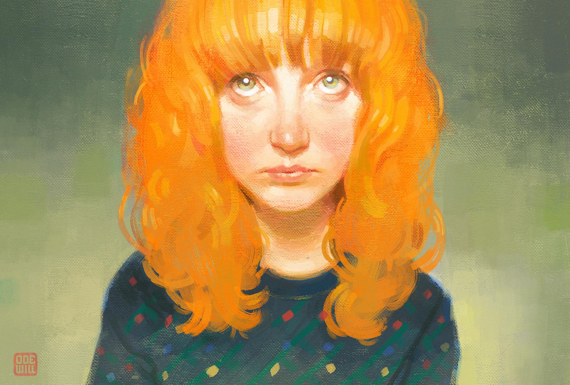 Odewill paco martinez 04 per redhead child